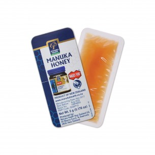 Sachets au miel de Manuka MGO 100+