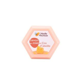 Savon au miel et cire d'abeille