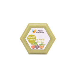 Savon au miel et huile d'olive