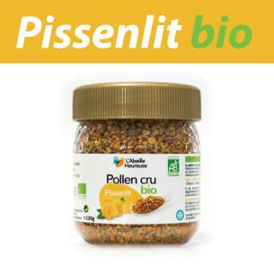 Pollen frais de PISSENLIT BIO