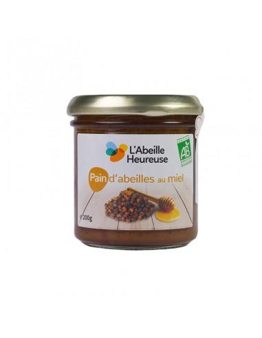 Le pain d'abeilles au miel