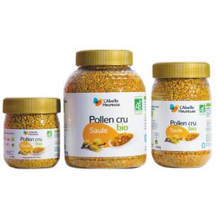 Pollen cru de SAULE
