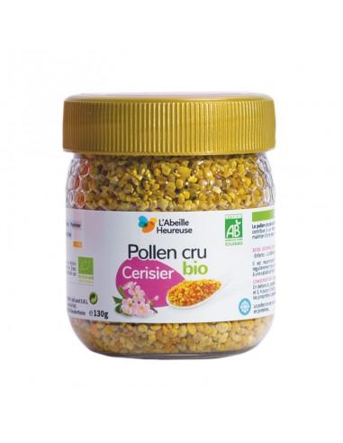 Pollen frais de CERISIER BIO