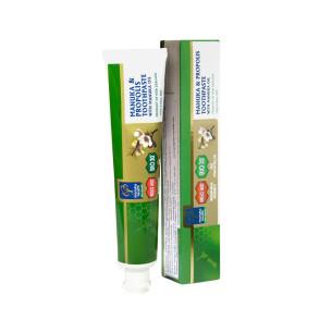Dentifrice au miel de Manuka MGO™ 400+, huile de Manuka et Propolis